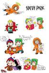 South Park stuff...