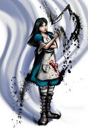 Alice SFIV Style