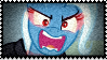 Trixie scream Stamp by VileRaven