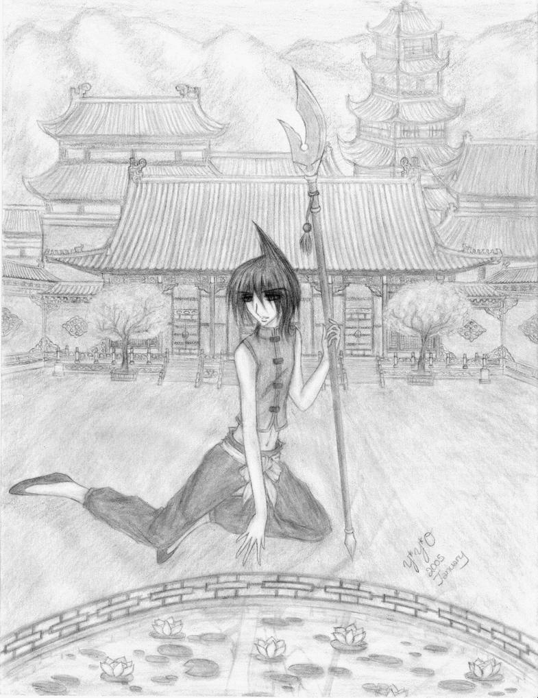 Ren Tao by YYO