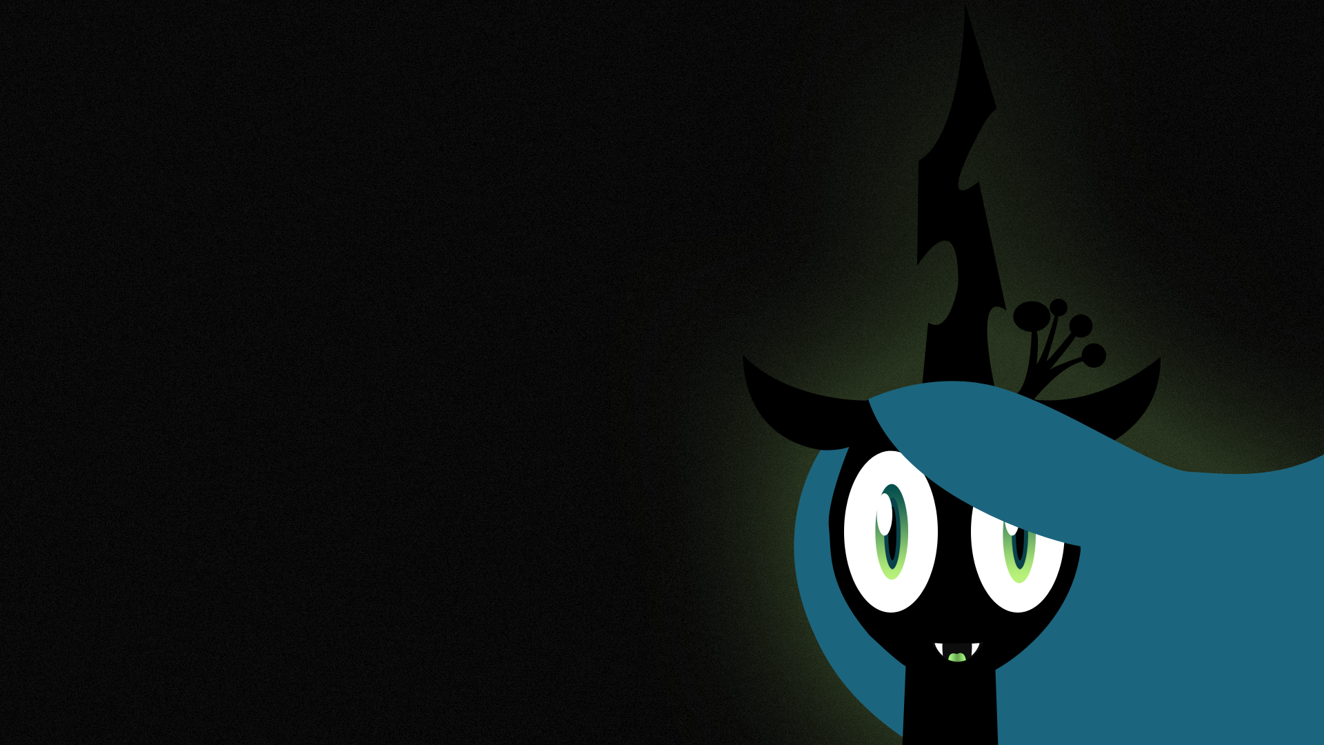 Simple Queen Chrysalis Wallpaper by techs181