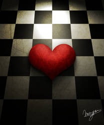 Abstract Heart by techs181