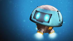 Mei's Robot Buddy