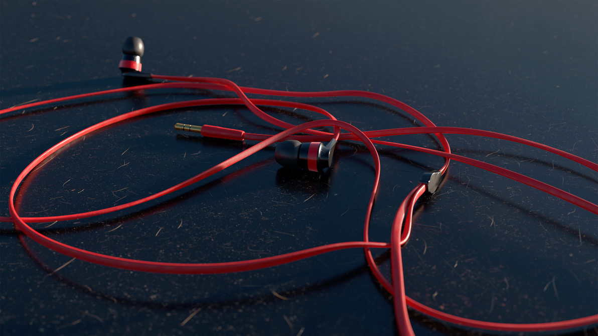 Earbuds Share by techs181