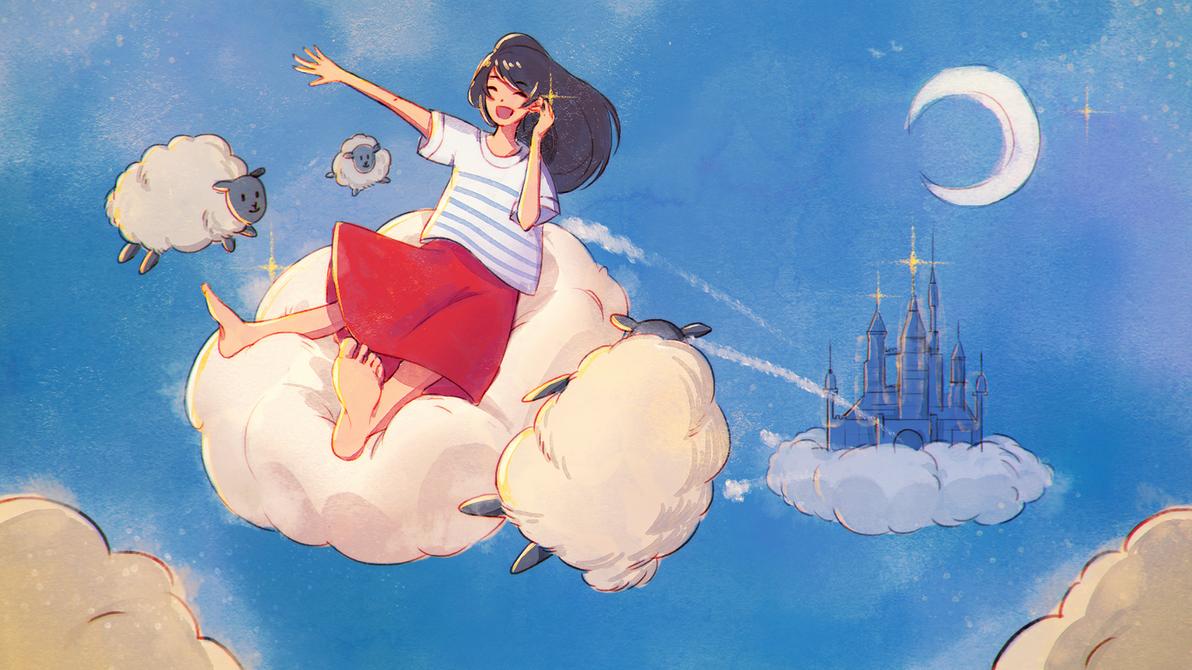 Dream by Jinkkap
