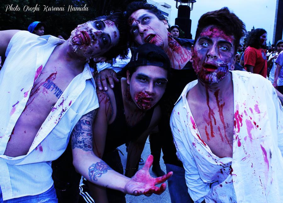 Zombie by OrozhiKurenaiNamida