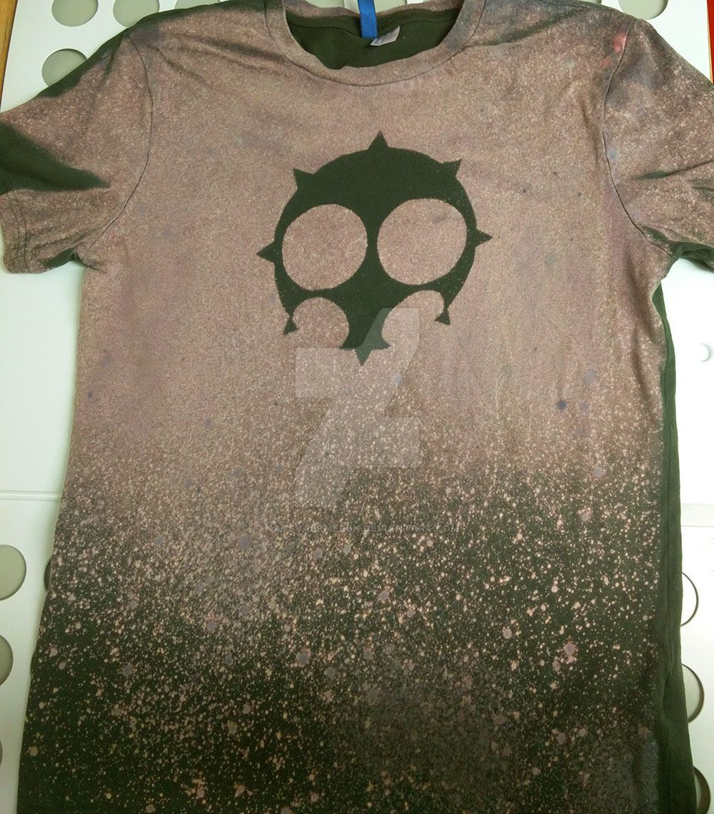 doom symbol from homestuck fanshirt by natsvaermeren on