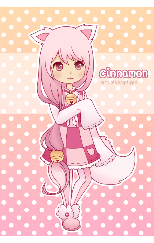 [P-COM] Cinnamon by chocobunn