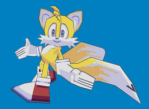Low Poly Tails (SFW)