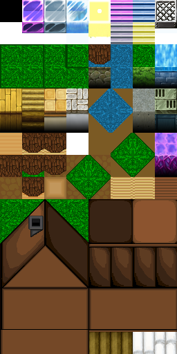Rpg Maker TILE A5 by Jameswhite89