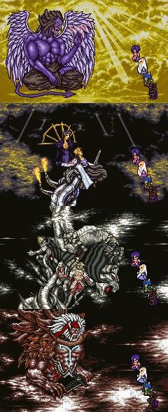 R.O.T.D.S Final Battle