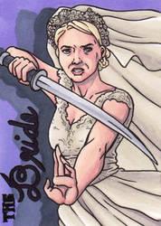 The Bride: Mrs. John Watson by CrystallineColey