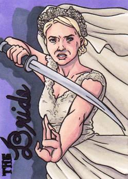 The Bride: Mrs. John Watson