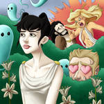 Awkward Hades (No Texture) by CrystallineColey