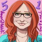 Happy 51st Birthday Tori Amos by CrystallineColey