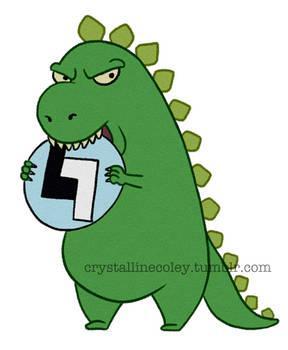 LayerOne Dinosaur