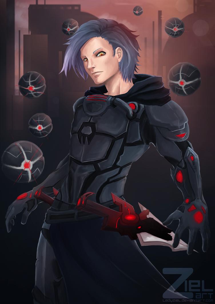 -: Drones :- by LadyZiel