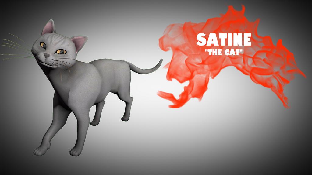 SFM (Joke) OC Satine the Cat by youraveragegamer3003 on ...
