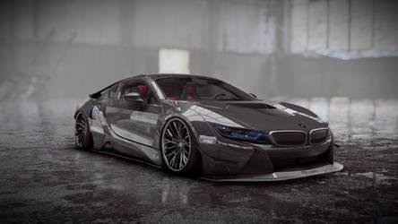 BMW i8 Liberty Walk x Y'z