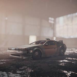 Back to Future - DeLorean DMC-12
