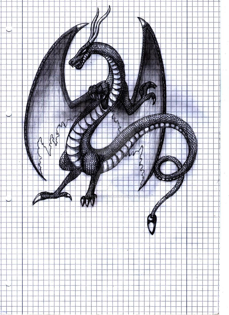 Dragon 1.2 by DarkSilverTiger
