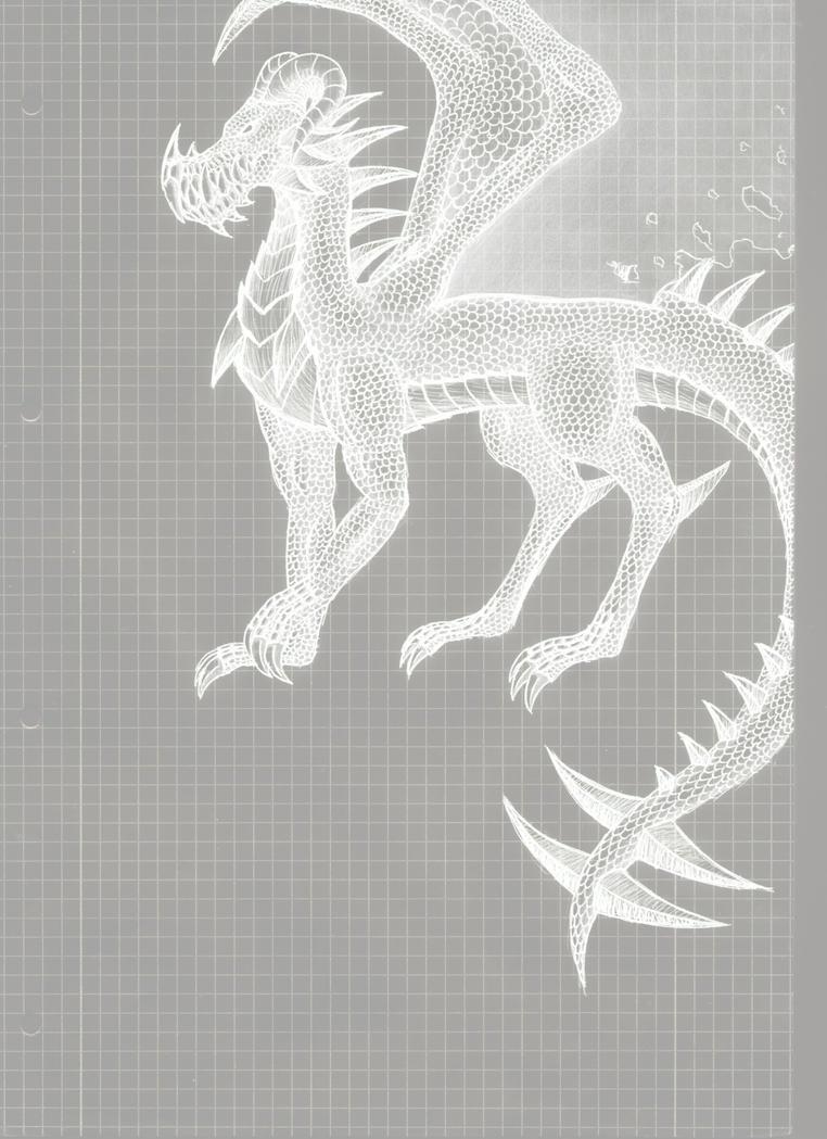 Dragon 2.2 by DarkSilverTiger