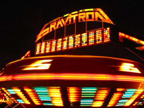 The Gravitron Just Landed