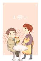 Dean x Cas x Hamburger by fangqian
