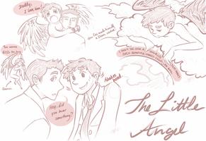 The Little Angel by fangqian