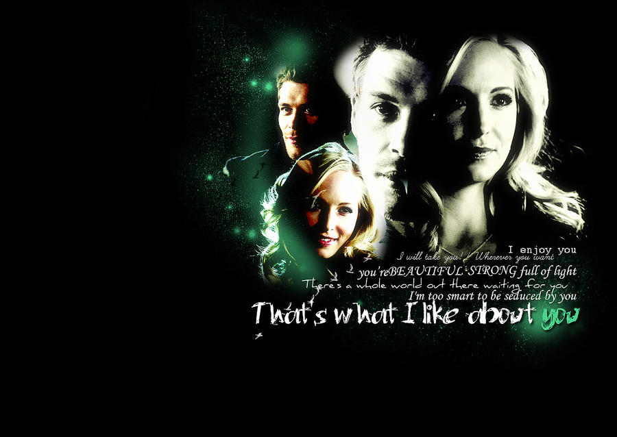 Caroline and Klaus by ...