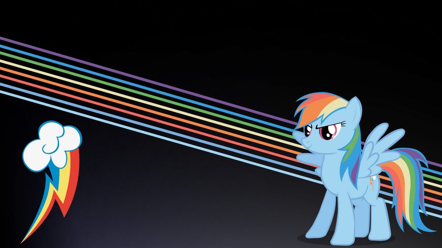 Rainbow Dash by shieldbug1