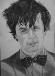 Billie Joe Armstrong drawing