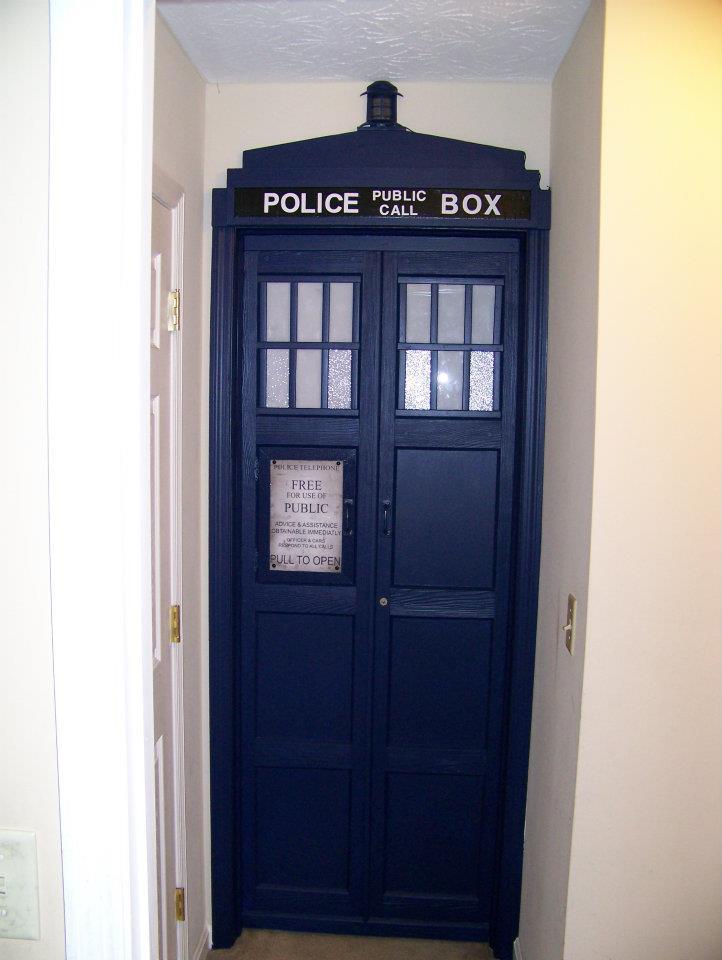 TARDIS Door (Tenth Doctoru0027s) by kurtklaineblaine ... & TARDIS Door (Tenth Doctoru0027s) by kurtklaineblaine on DeviantArt pezcame.com