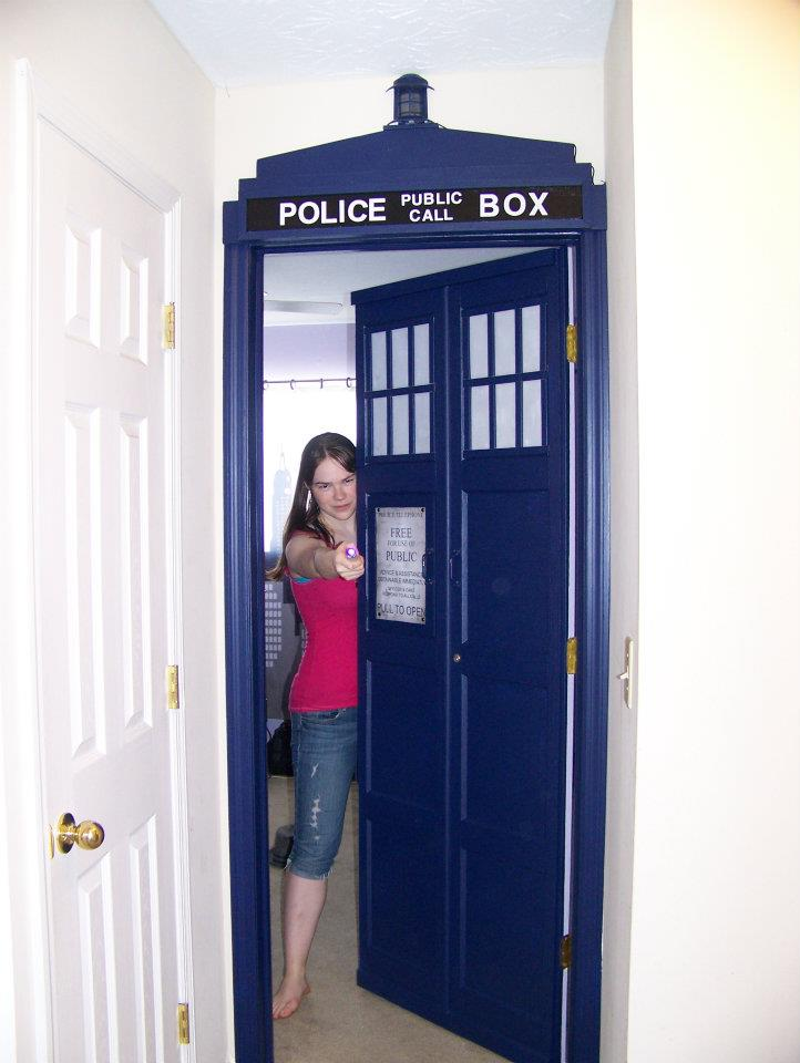 TARDIS Door Open by kurtklaineblaine ... & TARDIS Door Open by kurtklaineblaine on DeviantArt