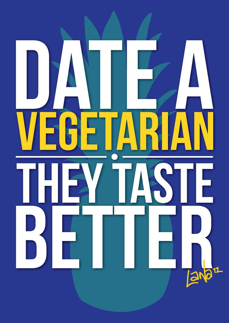 Perks of dating a vegetarian