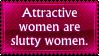 Attractive Women (no longer agree) by Craptrap