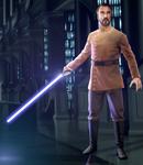 Fan-Art: Jedi Master Dooku by David-Barbeschi