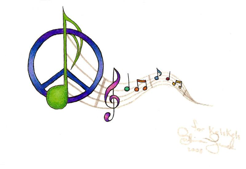 Musical Tranquility by SabrinaFranek