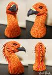 Phoenix Bust