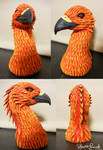Phoenix Bust by SabrinaFranek