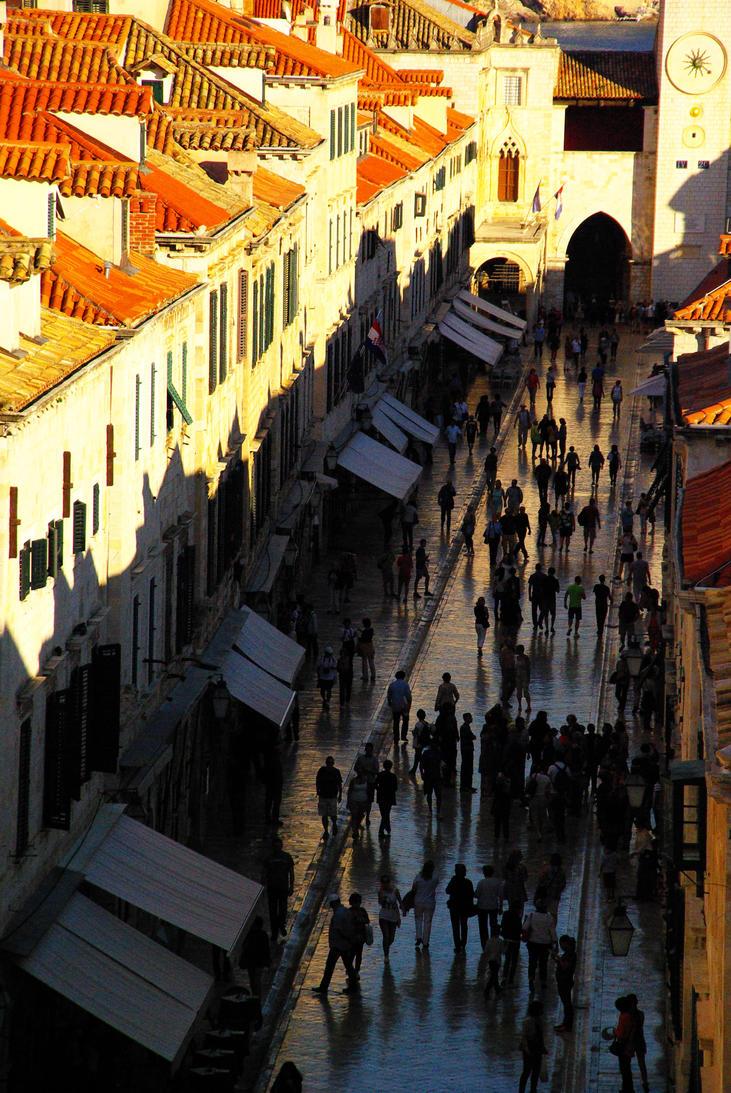 Dubrovnik, Croatia//2014 by sonyash26
