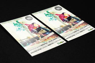 Flyer Skate Event - Download FREE by MarcosRenatoDesign