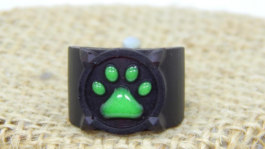 Buy Chat Noir Ring by suslovm