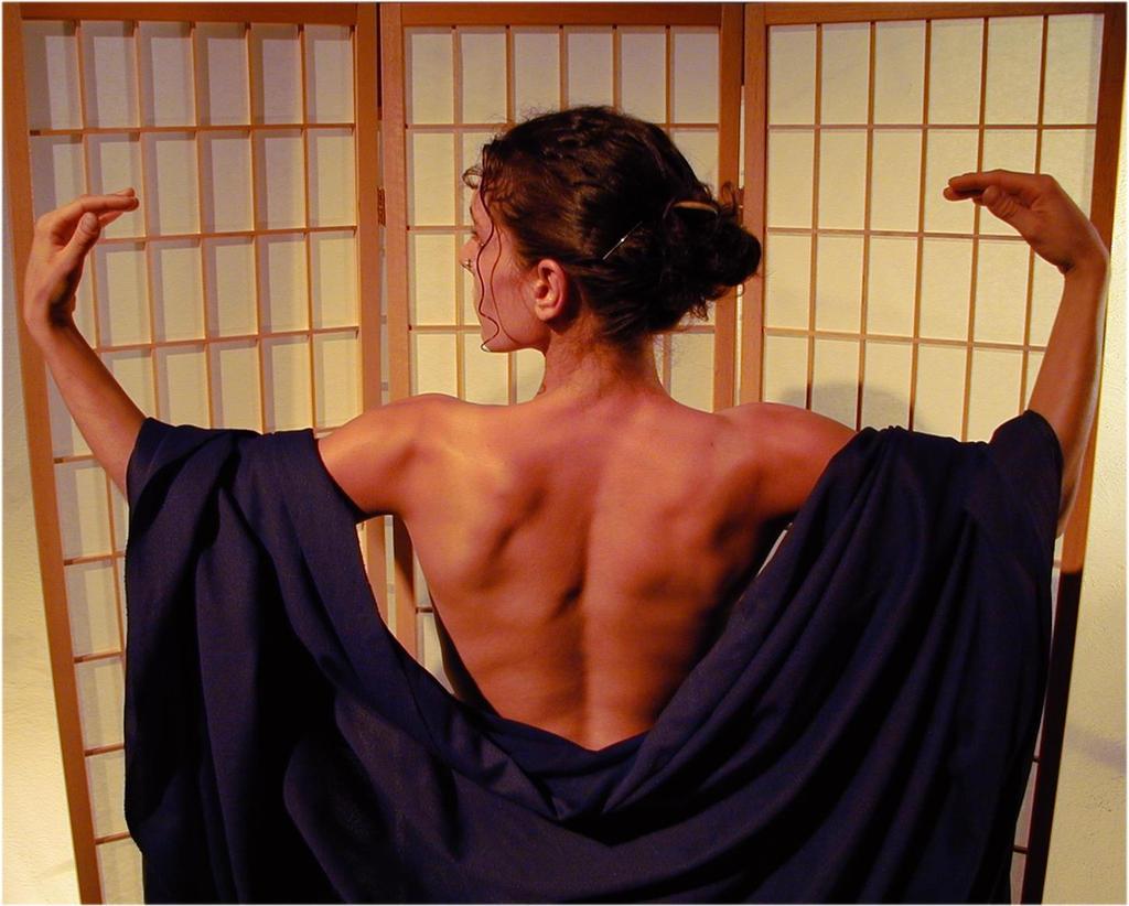 Dancer by Junkyardrose