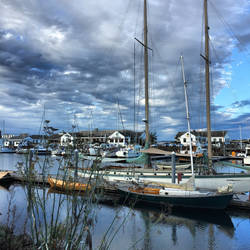 Port Hudson by Sroit