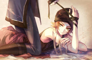 K: Misaki by fylus