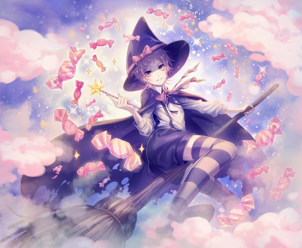 [K]Little Witch Misakichan by fylus