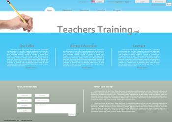 Teachers Training version 2 by xXxQkaxXx