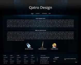 QatroDesign by xXxQkaxXx