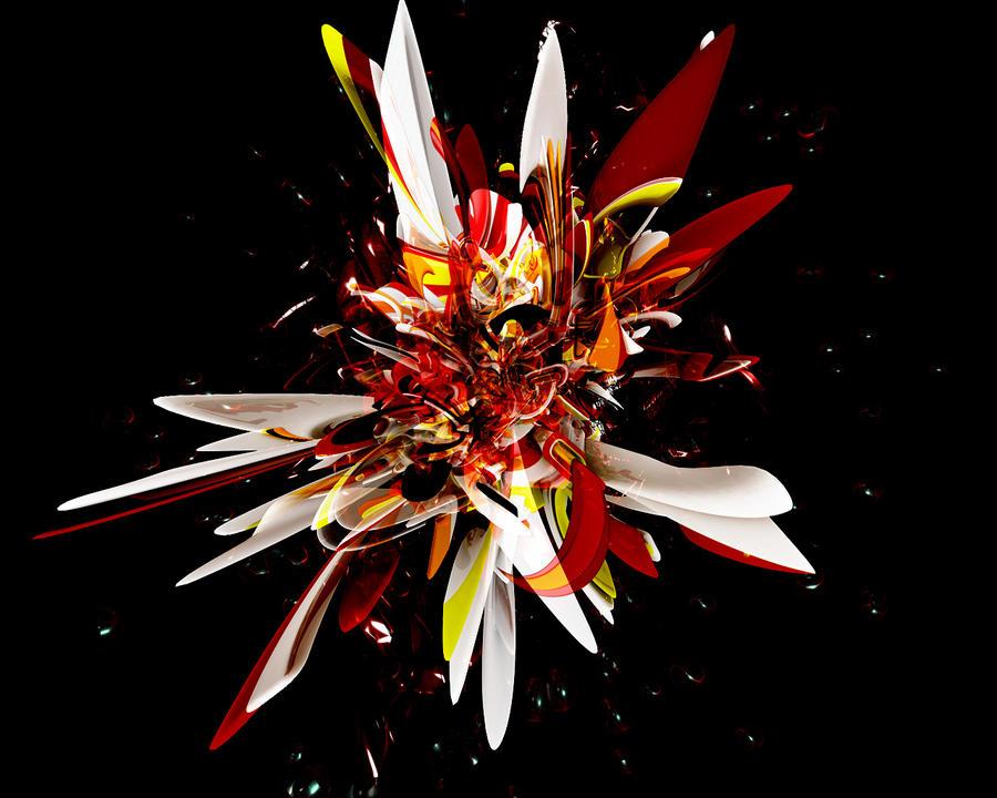 Abstract Invasion by xXxQkaxXx